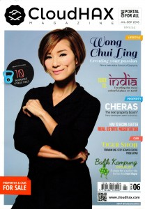 CLOUDHAX JULY-  SEP 2016 ISSUE COVER