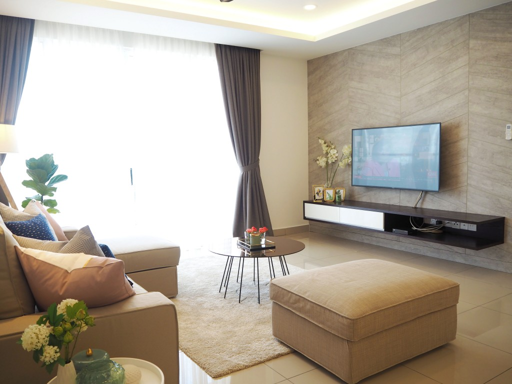 Modern Living Room, KL