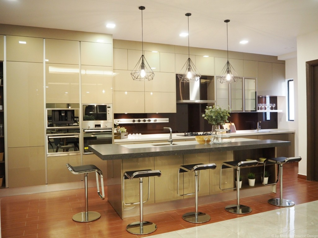 Modern Sleek Kitchen Design 2